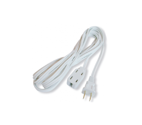 EXTENSION ELECTRICA YEI-LITE BLANCA 127VOL 5 M
