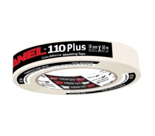 MASKING TAPE JANEL 110 PLUS 18MM X 50M