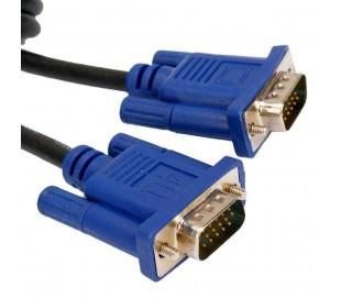 CABLE VGA A VGA 5m  (MACHO-MACHO)