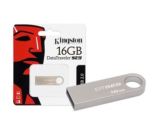 MEMORIA KINGSTON 16GB DATATRAVELER SE9