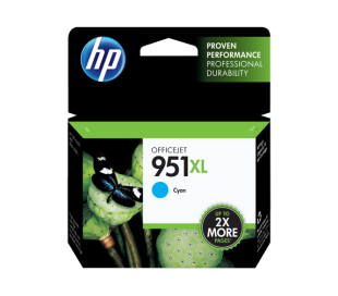 CARTUCHO HP 951 XL ORIGINAL CYAN