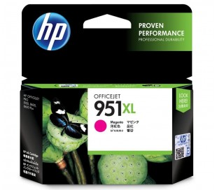 CARTUCHO HP 951 XL ORIGINAL MAGENTA