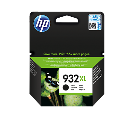 Cartucho HP 932 XL ORIGINAL NEGRO