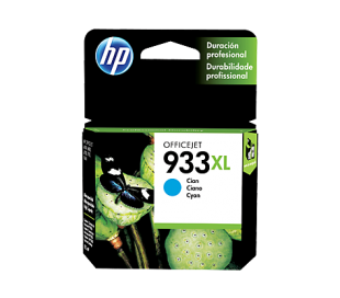 CARTUCHO HP 933 XL ORIGINAL CYAN