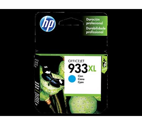 CARTUCHO HP 933 XL ORIGINAL Cyan