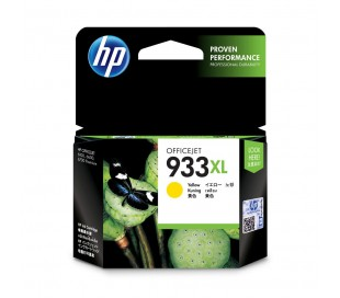 CARTUCHO HP 933 XL ORIGINAL AMARILLO