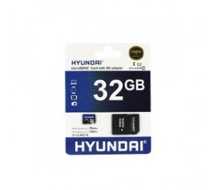 MEMORIA MICRO SD 32 GB CLASS 10 HYUNDAI