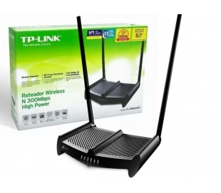 TP-LINK ROUTER INALAMBRICO TL-WR841HP 300Mbps