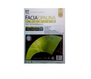 PAQUETE DE PAPEL OPALINA 120 g  FORTEC CON 100 HJS
