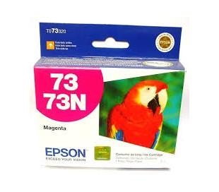 CARTUCHO EPSON 73N MAGENTA T073320
