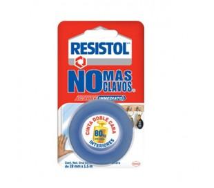 RESISTOL CINTA 80 KG NO MAS CLAVOS