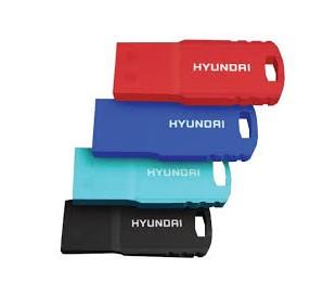 MEMORIA USB 2.0 HYUNDAI BRAVO 16GB ROSA